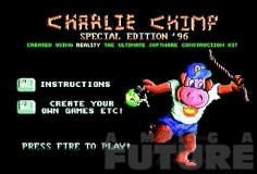 Charlie Chimp