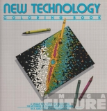 New Technology Coloring Book
