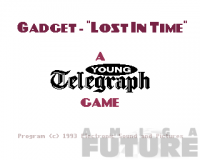 Gadget - Lost in Time