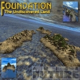 Foundation: The Undiscovered Land