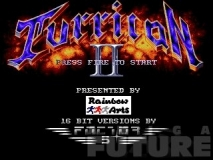 Turrican II The Final Fight
