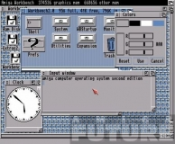 Amiga Workbench 2.0
