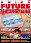 The Amiga Future 142 was released on the January 9th.